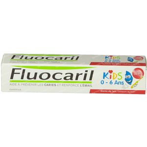 Fluocaril Tandpasta Kids Aardbei 50 ml