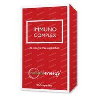 Natural Energy Immuno Complex 60  capsules