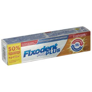 Fixodent Pro Plus Duo Action Klebepaste 60 g