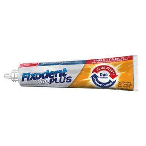 Fixodent Pro Plus Duo Action Crème Adhésive 60 g