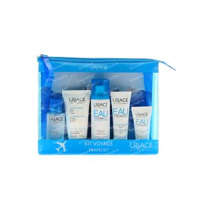 Uriage Hydra Travel Kit 50+50+50+30+15 ml