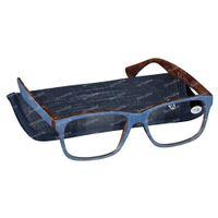 Pharma Glasses Leesbril Palerma Jeans +1.00 1 st