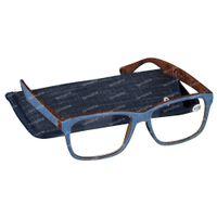 Pharma Glasses Reading Glasses Palerma Jeans +1.50 1 st