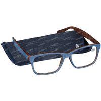 Pharma Glasses Lunettes de Lecture Palerma Jeans +2.00 1 st