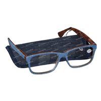 Pharma Glasses Leesbril Palerma Jeans +3.50 1 st