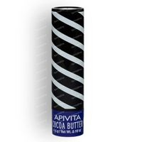 Apivita Lip Care Lipstick Mit Kakao Butter SPF20 New Formula 4 g tube