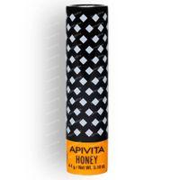 Apivita Lip Care Honey Nieuwe Formule 4 g tube