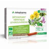 Arkofluide Detoxifiant Hepatique Bio 20  ampoules