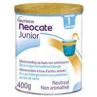 Nutricia Neocate Junior Neutraal 400 g