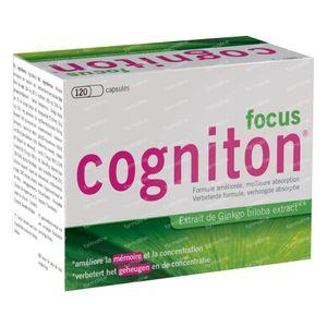 Cogniton Focus 120 capsules