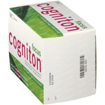 Cogniton Focus Mémoire & Concentration 120 capsules