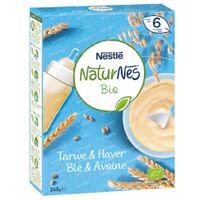 Nestlé NaturNes Bio Tarwe & Haver 6 Maanden 240 g