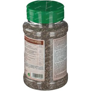 Biotona Black Chia Raw Seed Dispenser Bio 350 g