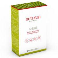 Nutrisan Gabaril 60  capsules