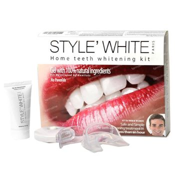 Style White Kit Blanchiment des Dents 1 set