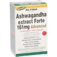 Altisa Ashwaganda Extract Forte 161 mg Advanced 75  capsules