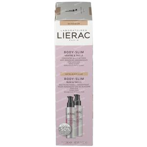 Lierac Body-Slim Belly & Waist Duo 2nd at -50% 200+100 ml vial