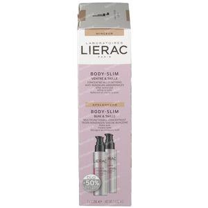 Lierac Body-Slim Buik & Taille Duo 2de aan -50% 200+100 ml flacon