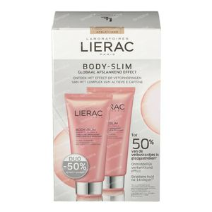 Lierac Body-Slim Minceur Globale Duo 2ième à -50% 2x200 ml
