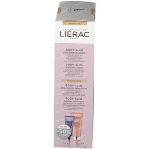 Lierac Body-Slim Programme Intensif Minceur - Minceur Globale + Cure Minceur Express à -50% 200+100 ml