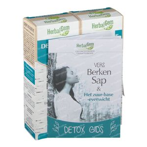 Herbalgem Depuraseve Bio Duo 2x250 ml