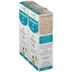 Herbalgem Depuraseve Berkensap Bio Duo 2x250 ml