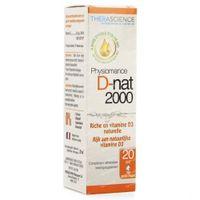 Physiomance D-nat 2000 PHY341 20 ml druppels