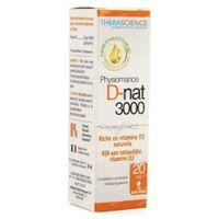 Physiomance D-nat 3000 PHY342 20 ml druppels