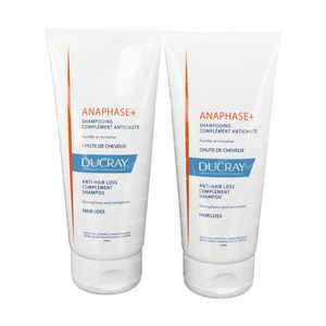 Ducray Anaphase+ Shampoo DUO 2x200 ml