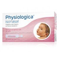 Physiologica 24x10 ml unidosis