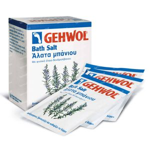 Gehwol Sels de Bain au Romarin 10x25 g