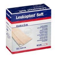 Leukoplast Soft 4 cm x 5 m 1 st
