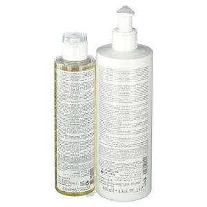SVR Topialyse Soothing Cream + Shower Oil 400 + 200 ml