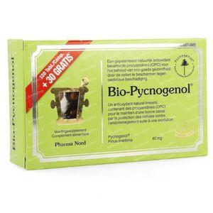 Pharma Nord Bio-Pycnogenol 120+30 Comprimés GRATUITS 120+30 comprimés