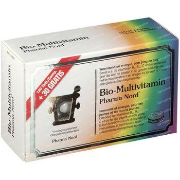 Pharma Nord Bio-Multivitamin 150 tabletten