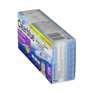 Clearblue Advanced Digitale Ovulatietest Verlaagde Prijs 10 stuks