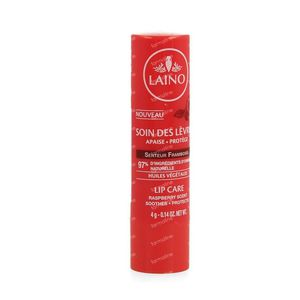Laino Lippenverzorging Framboos 4 g stick