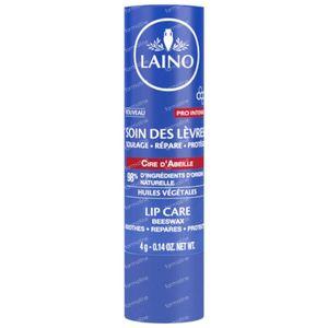 Laino Lipcare Beeswax Pro-Intense 4 g stick à bille