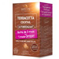 Biocyte Terracotta Cocktail Sublieme Teint 90  capsules