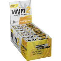 Win2 Energy Bar Banaan 35x40 g