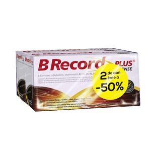 BRecord Plus Intense Pack 2e aan -50% 20x10 ml flacons
