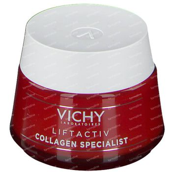 Vichy Liftactiv Collagen Specialist Anti-Age Dagcrème 50 ml