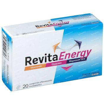 RevitaEnergy 20 comprimés