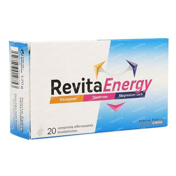 RevitaEnergy 20 tabletten