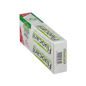 Fluocaril Dentifrice Bi-Fluoré 145 Menthe Prix Réduit 2 x 75 ml