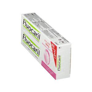 Fluocaril Zahnpasta Bi-Fluoré 145 Empfindliche Zähne DUO 2x75 ml