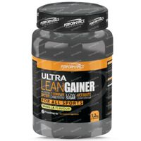 Performance Ultra Lean Gainer Vanille 1200 g