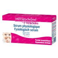 Mercurochrome Pitchoune Fysiologisch Serum 40x5 ml