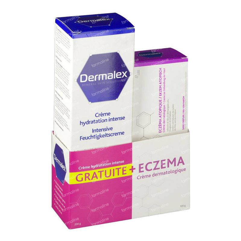Dermalex Atopic Eczema Cream Intense Moisturizing Cream