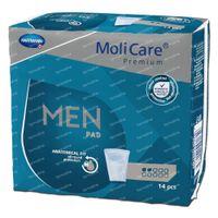 Hartmann Molicare Premium Men Pad 2 Drops 14 st